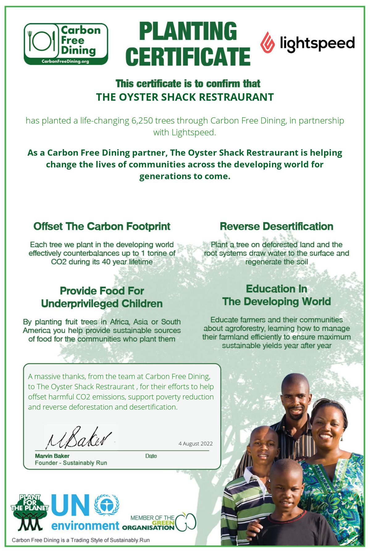 The Oyster Shack